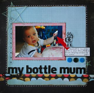 My bottle mum
