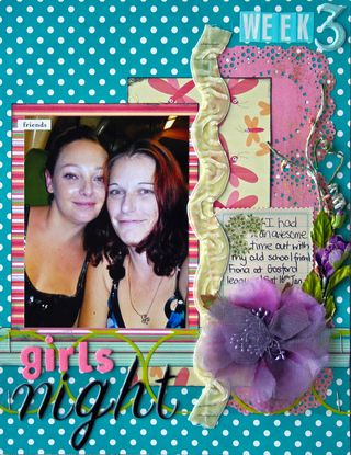 Week 3 girly night out